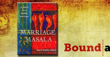 Marriage Masala: Boundaries