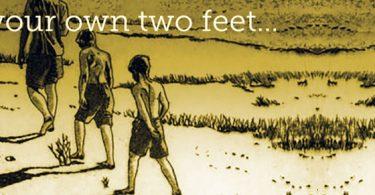 Family Falooda: On your own two feet…