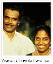 Vijayan and Premila Pavamani
